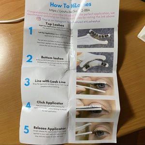 HiLash Makeup - HiLash 2.0 Magnetic false lashes